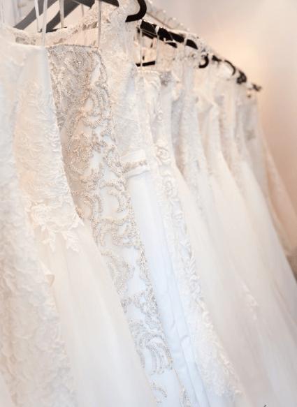 Eternity fehér menyasszonyi ruha