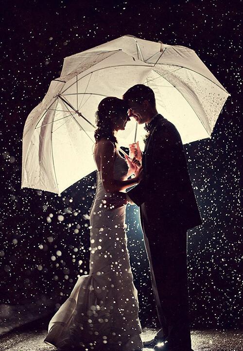 Menyasszonyi esernyő