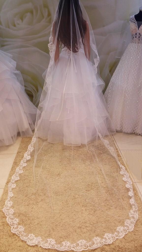 5602ad88d8 Menyasszonyi fátyol 21 - Eternity