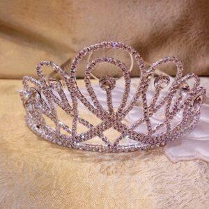 Menyasszonyi tiara, fejdísz