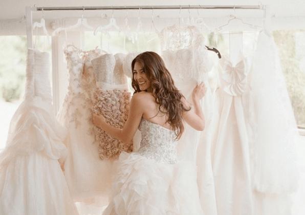 Eternity menyasszonyi ruha