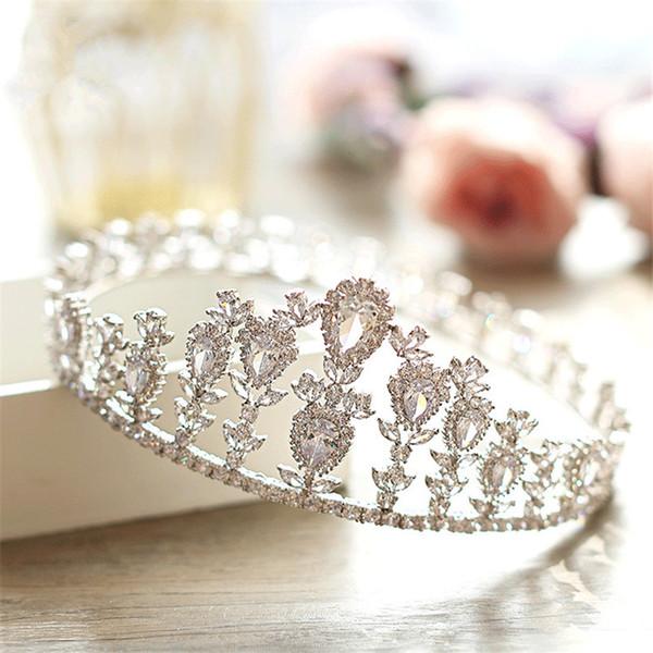 Menyasszonyi tiara, hajráf, fejdísz, hajdísz