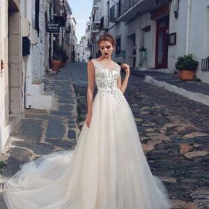 763a7e769f Színes menyasszonyi ruha - A klasszikus fehértől eltérő különleges ...