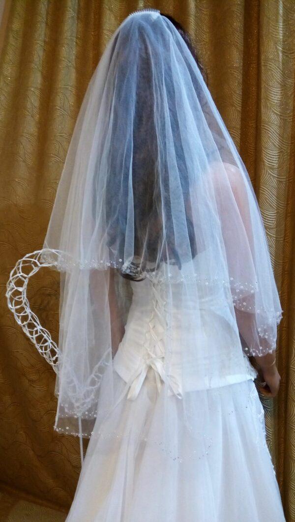 Menyasszonyi fátyol 33