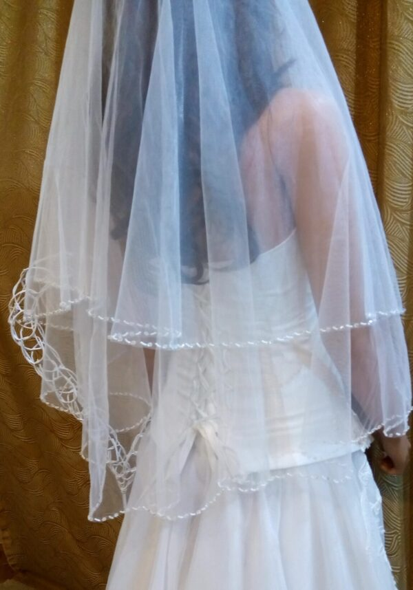 Menyasszonyi fátyol 34