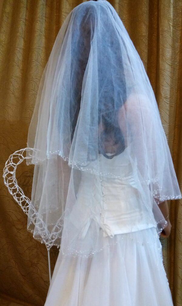 Menyasszonyi fátyol 35