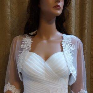 Menyasszonyi bolero 27