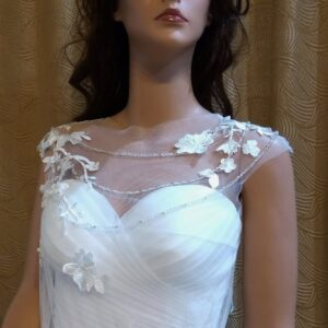 Menyasszonyi bolero 29