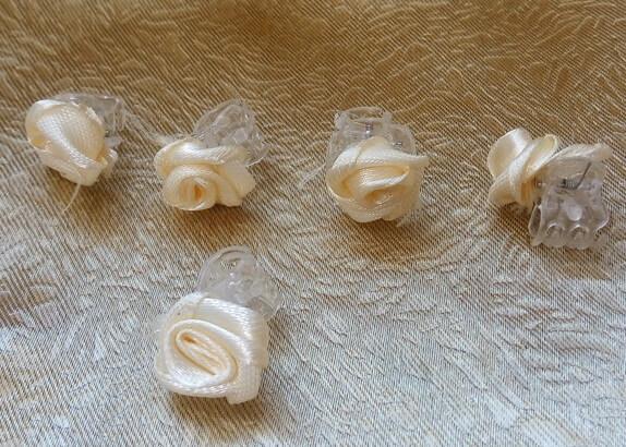 Menyasszonyi kontytű 14