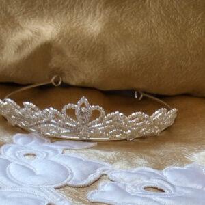 Menyasszonyi tiara 16