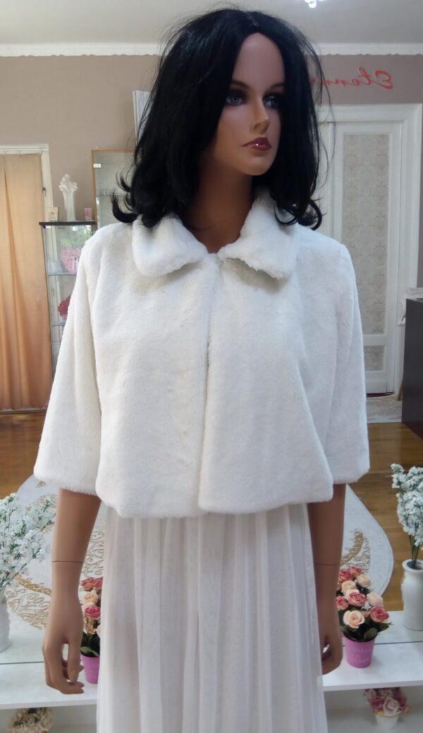 Menyasszonyi kabát 2a