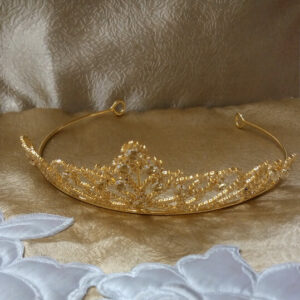 Menyasszonyi tiara 22