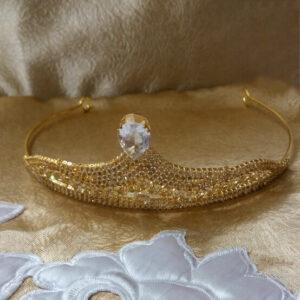 Menyasszonyi tiara 25