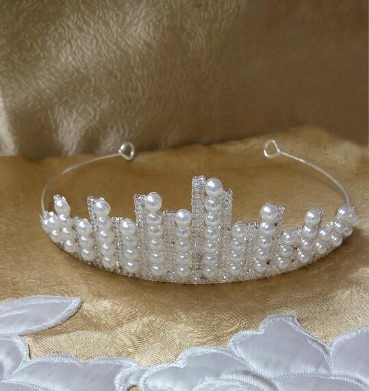 Menyasszonyi tiara 26
