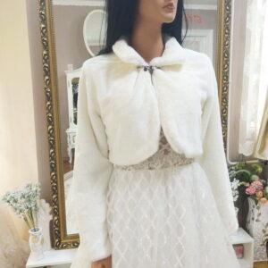 Menyasszonyi kabát 1