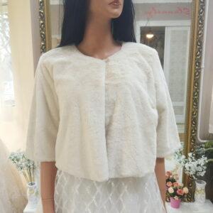 Menyasszonyi kabát 3