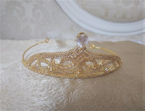 Menyasszonyi tiara 28