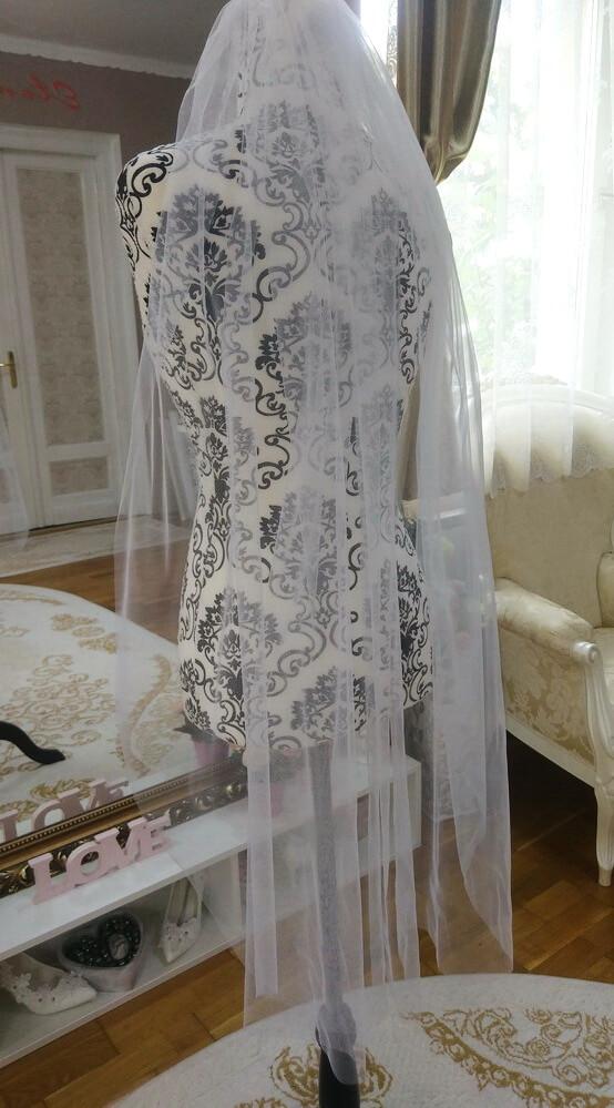 Menyasszonyi fátyol 37a