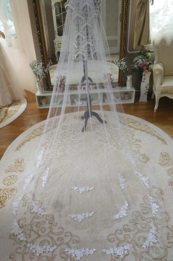 Menyasszonyi fátyol 50